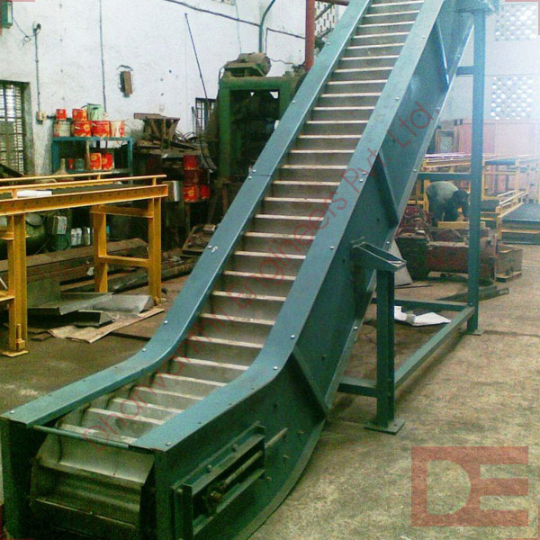 Z Pan Type Bucket Conveyors