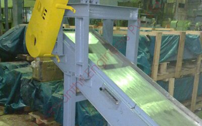 Slide Bed Type Moving Magnet Conveyor