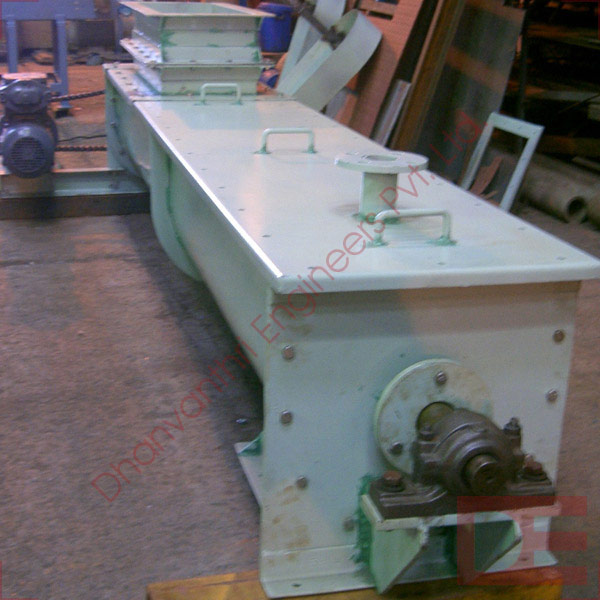 Sealed Screw Conveyors