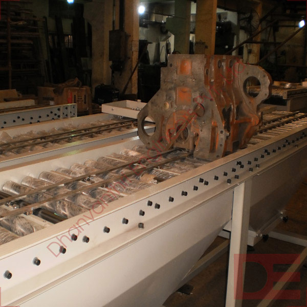 Power & Free Type Roller Conveyor