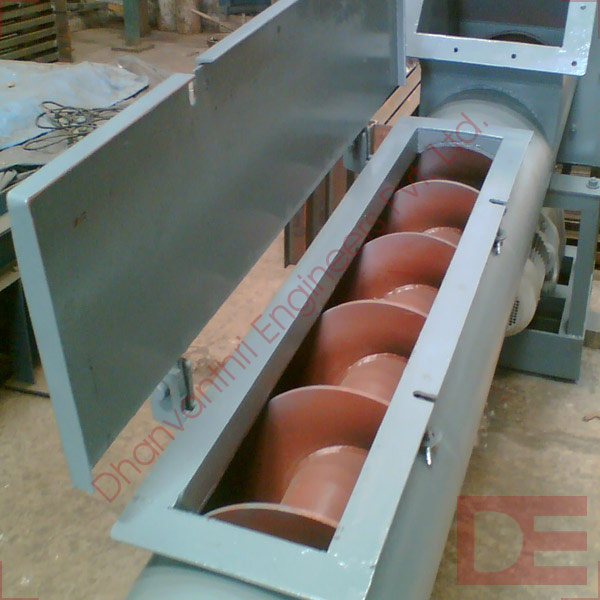 Pipe Trough Screw Conveyors