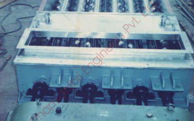 Multi Line Screw Conveyor