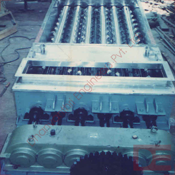 Multi Line Screw Conveyor