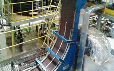 Magnetic Fixed Bed type Belt Conveyor