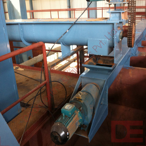 Inclined Screw Conveyors