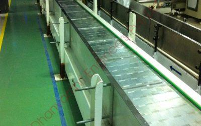 Hinged Slat Conveyor