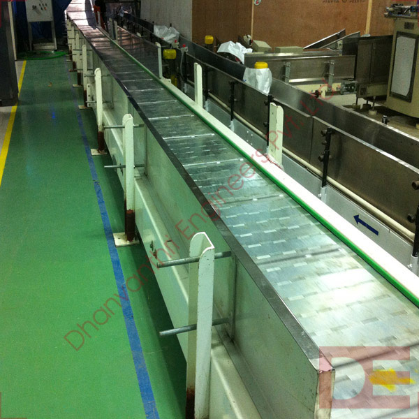 Hinged Slat Conveyor