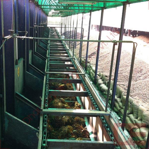 Drag Slat Conveyor
