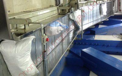 Accumulation Slat / Skid Conveyor