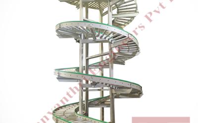 Spiral Roller Chute