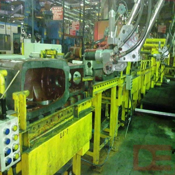 Special Hydraulic Pressing Units
