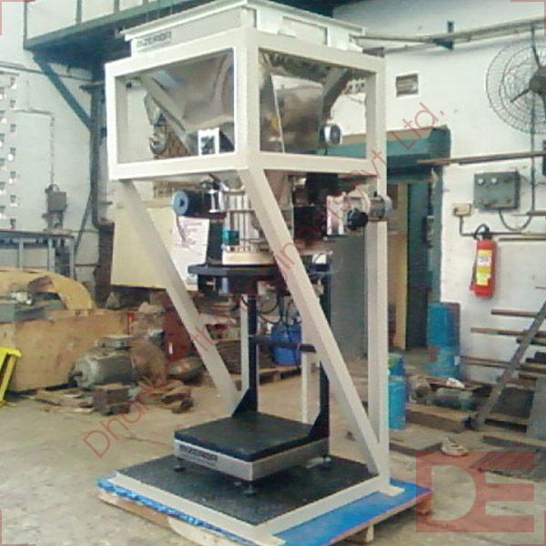 Platform Scale based Bagging Units