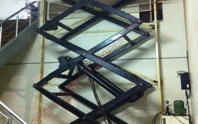 Hydraulic Platform Scissor type Lift