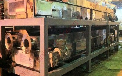 Cooling Chamber Conveyors Systems