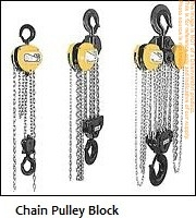 Chain Pulley Block (Manual)