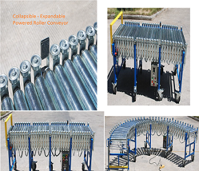 Expandable Collapsible Conveyor (mobile)