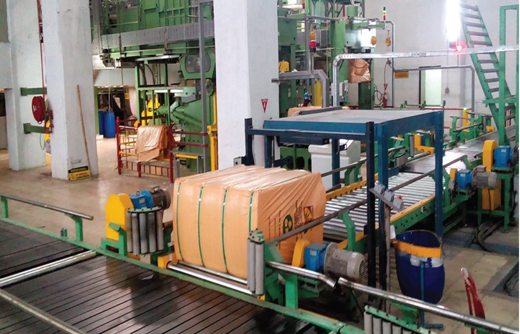 Fibre Bale Handling Systems