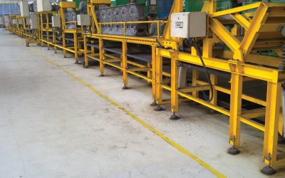 Assembly Shop Conveying