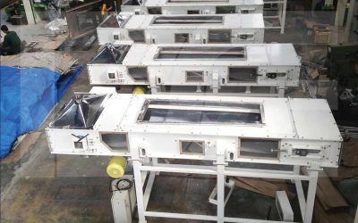 Detergent Making & Packing Area Conveyor Systems