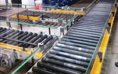 Drum Handling Conveyor Systems