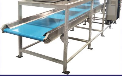 Cashew Nut Cooling and Packing Systems